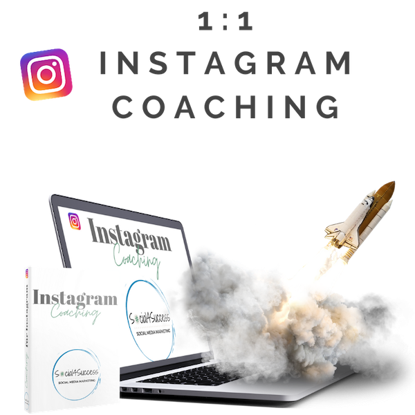 instagram coaching für selbstständige und unternehmen