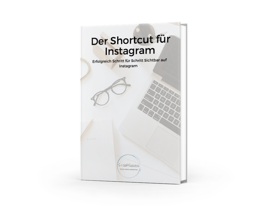 E-Book dein shortcut für instagram